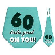 Krawat na 60 urodziny looks good on you! - krawat_60_looks_good_on_you!,_59cm_kw4_partydeco.jpg
