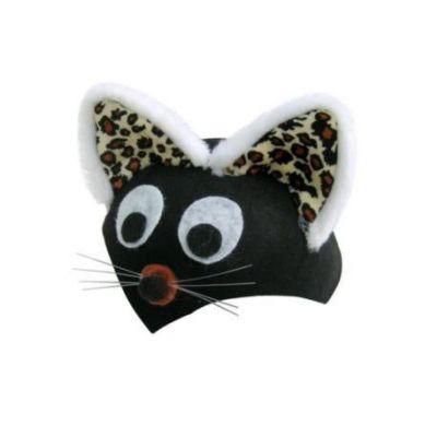Czapka Kot Kotka Pantera Strój Przebrania Na Przedstawienia
